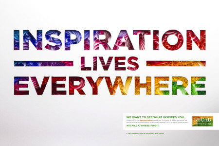 Inspiration Lives Everywhere