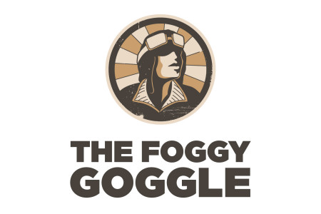 The Foggy Goggle Logo
