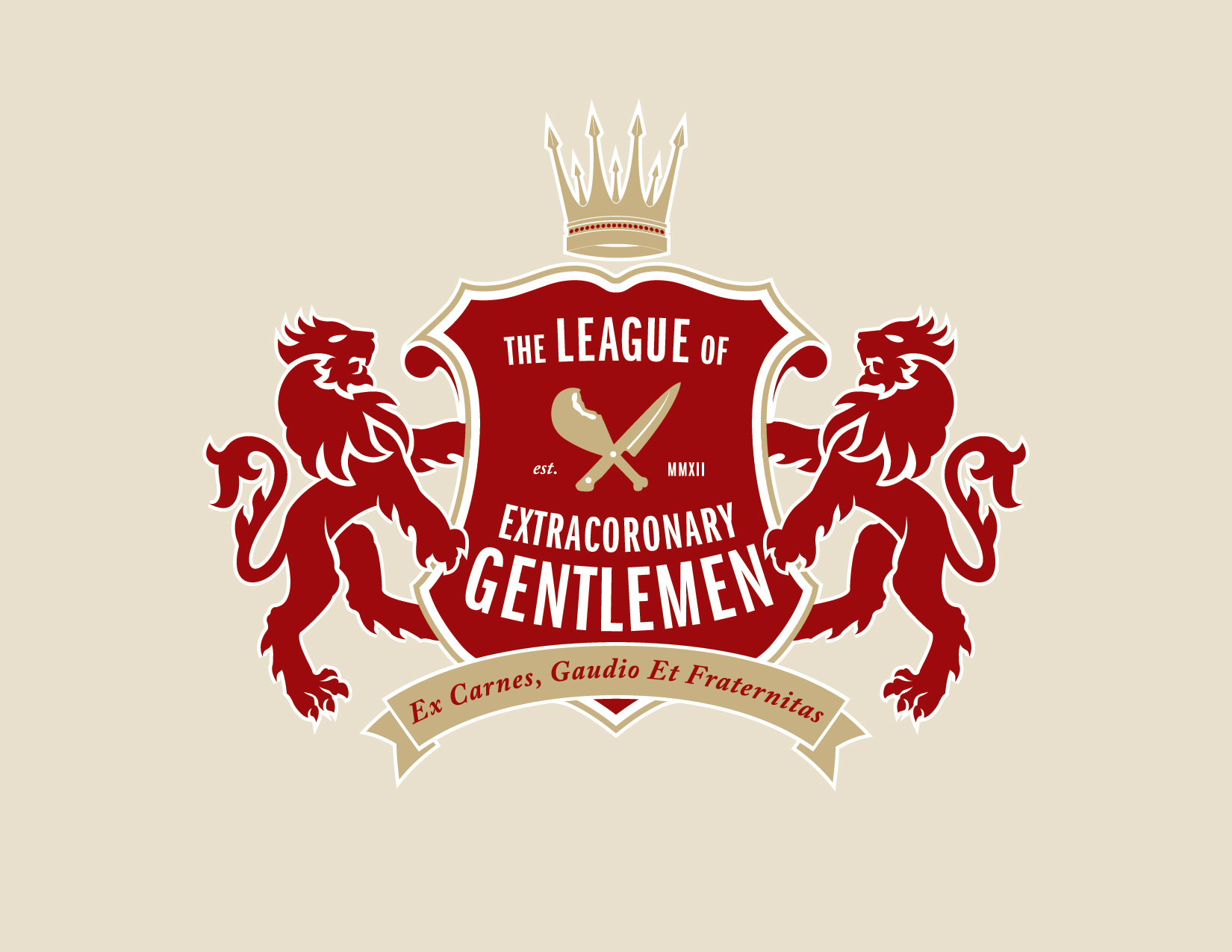 League of Extracoronary Gentlemen Crest